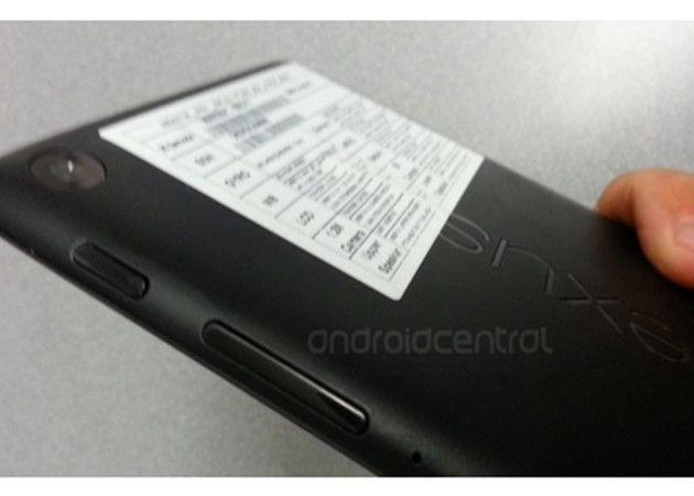 Segunda versión Google Nexus 7, fotos y vídeo