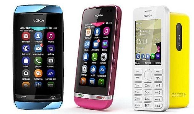 xx1 Nokia Asha actualización 33x1