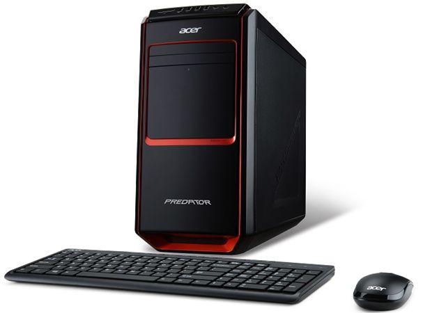 Acer renueva el sobremesa Predator AG3-605