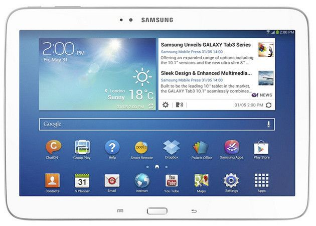 ¿Tablet Samsung 12 pulgadas?