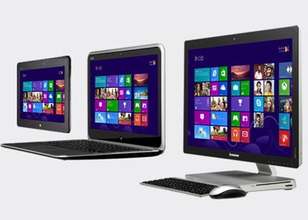 Requisitos hardware para certificación Windows 8.1