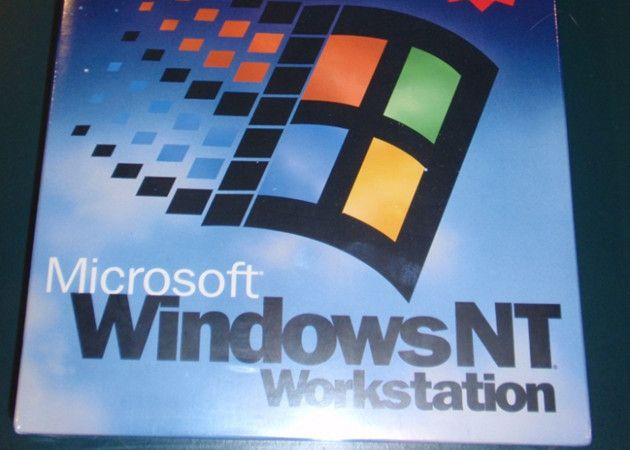 Windows NT cumple 20 años