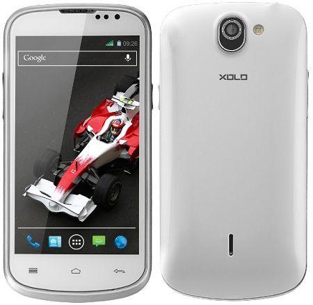 Lava lanza Xolo Q600: smartphone de cuatro núcleos por 150 dólares