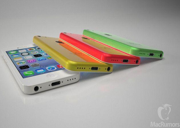 Plásticos y colores para el iPhone mini