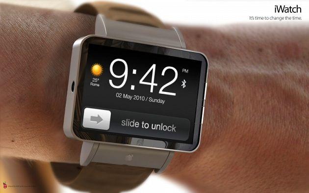 El iWatch podría utilizar baterías flexibles, según una patente