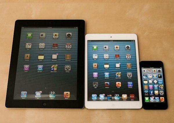 El iPad Mini con pantalla Retina se nos va a 2014