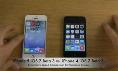 iOS 7 Beta sobre iPhone 5 y iPhone 4: Test Benchmark 51
