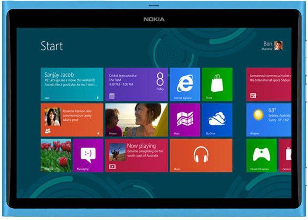 Tablet Nokia con SoC Qualcomm y Windows RT