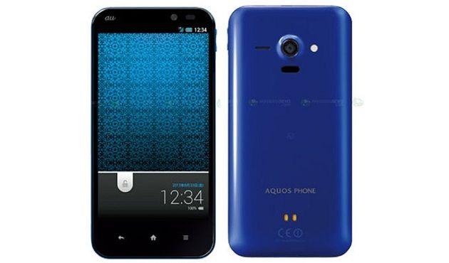 3 sharp Aquos Phone SHL22 111 pp