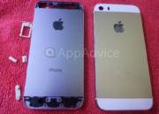 iPhone 5S Gold, imágenes filtradas 32