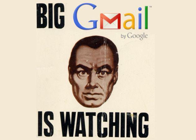 Google: No esperes privacidad en Gmail
