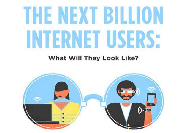 ¿Quiénes serán los próximos mil millones de internautas?