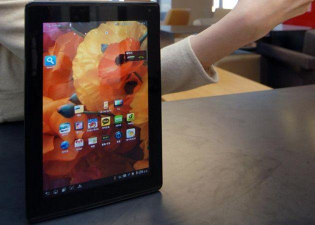 Nexus 7 tiene rival: LG G Pad