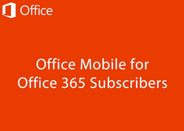 Microsoft publica Office Mobile para Android
