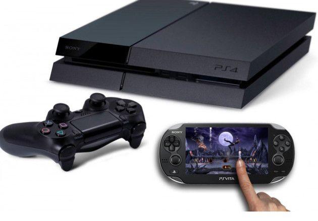 PS4-PSVita