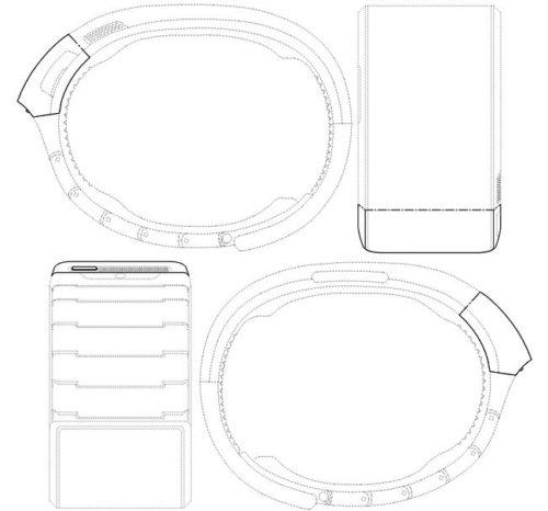 21 samsunggear17 diseño del smartwatch