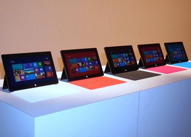El Surface Pro también baja de precio
