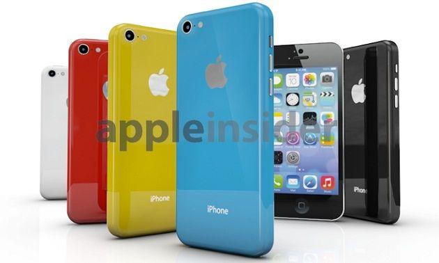 El iPhone 5C sustituirá al iPhone 5, Apple mantendrá el iPhone 4S