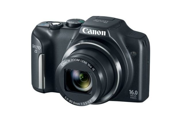 canonSX170