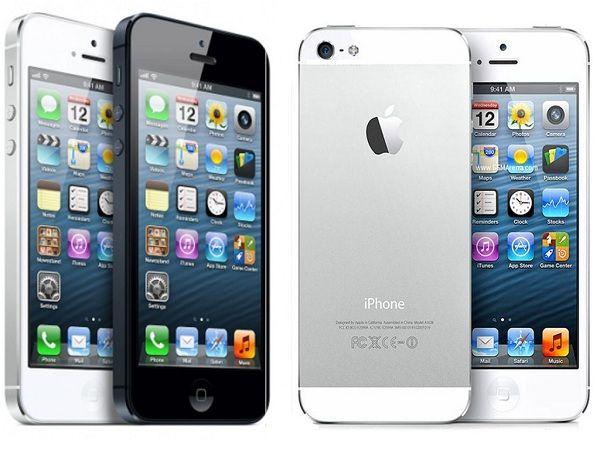 El iPhone 5S podría contar con CPU de 64 bits