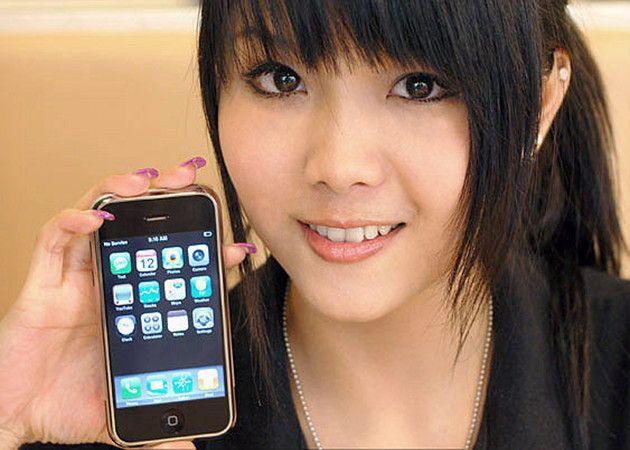 iPhone-chino