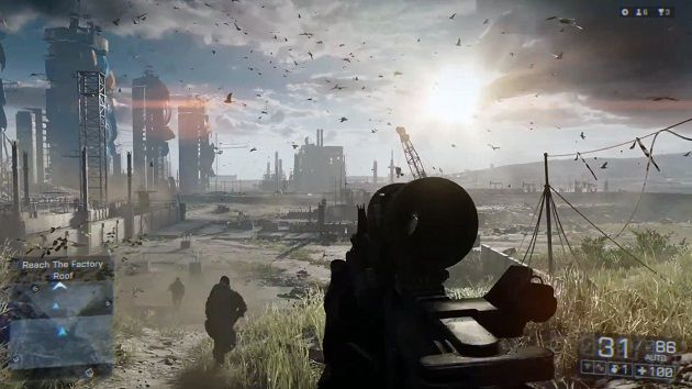 DICE nos pone los dientes largos con un nuevo tráiler de Battlefield 4