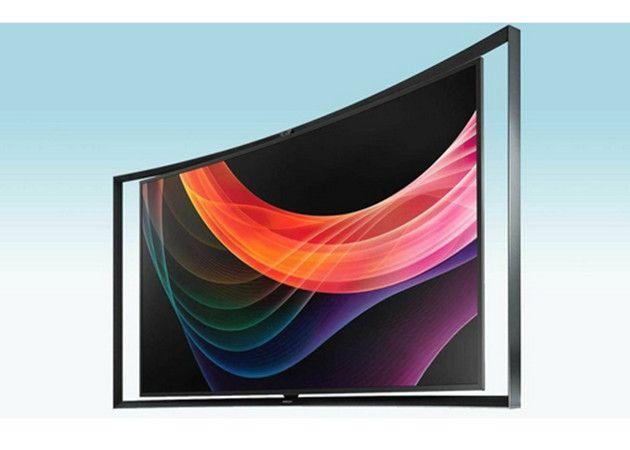 A la venta el Samsung KN55S9C, segundo TV OLED curvado