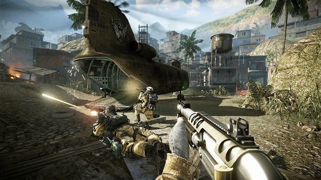 Sorpresa: Warface, shooter gratuito de Crytek, llegará a Xbox 360