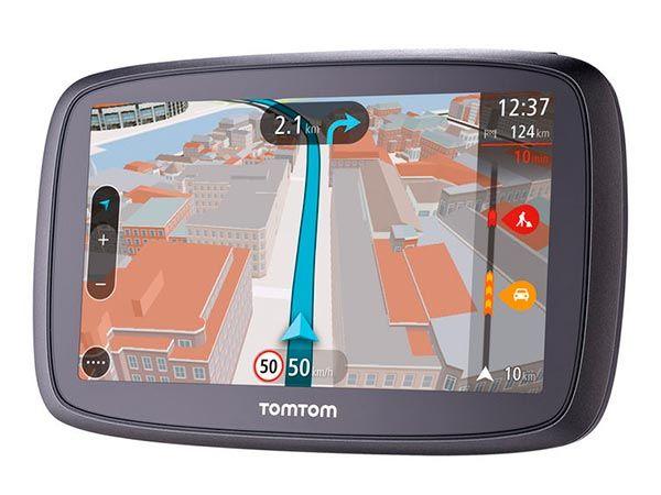 TomTom GO 500, análisis