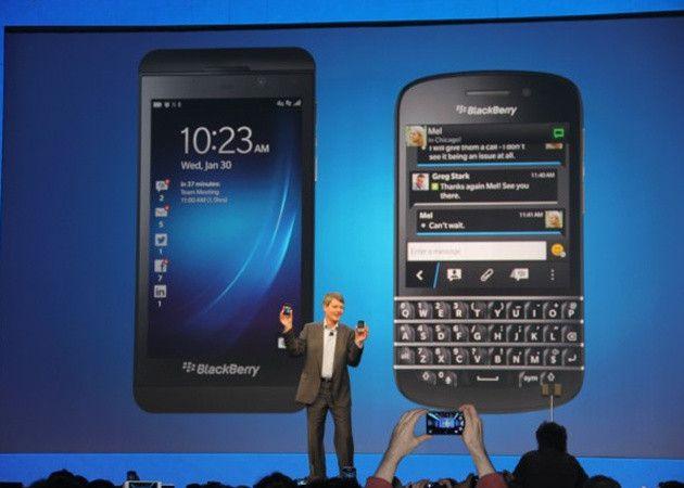 BlackBerry confirma pérdidas. Como Nokia, adiós a otro gigante