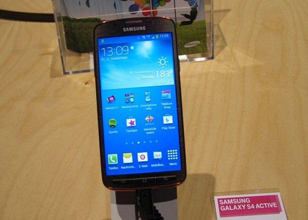 Nuevo Galaxy S4 Active, en camino