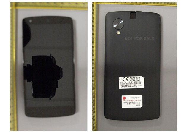Un supuesto Nexus 5 asoma en dos nuevos vídeos