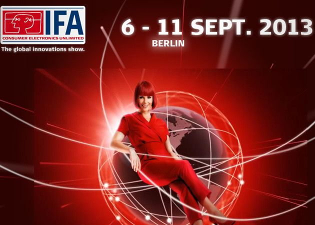 Todo listo para el IFA 2013