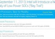 Intel Atom Z3000, al detalle el nuevo chip para tablets 50