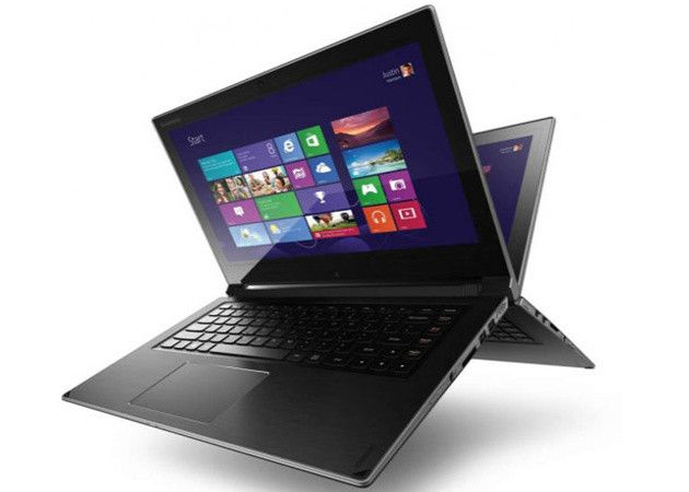 Lenovo presenta portátiles táctiles Flex 14 y 15