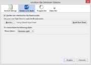 Migas de pan en Firefox con Location Bar Enhancer 34