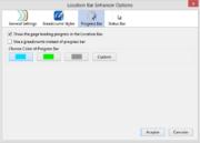 Migas de pan en Firefox con Location Bar Enhancer 36