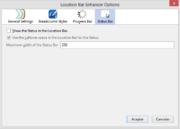 Migas de pan en Firefox con Location Bar Enhancer 38