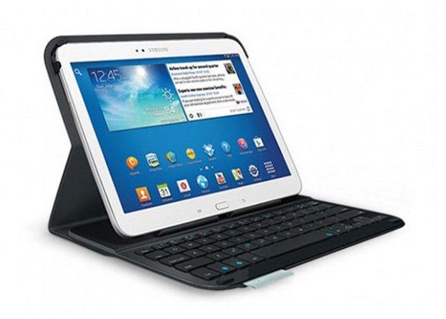 Logitech presenta nuevas fundas para tablets Samsung
