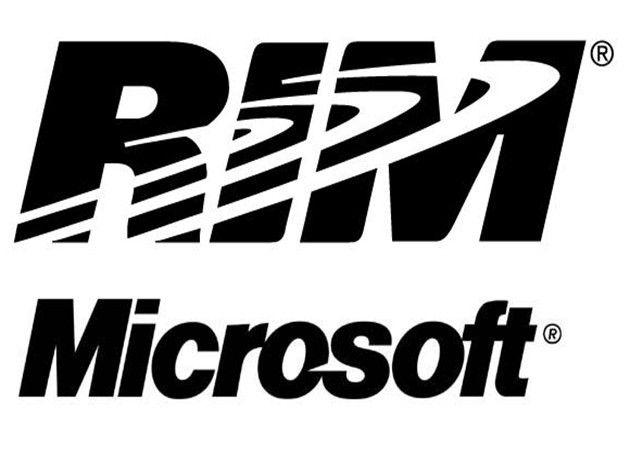 Microsoft-RIM