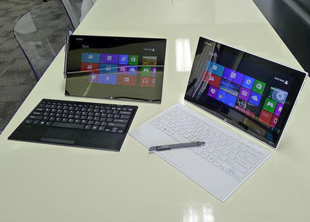 Sony VAIO Tap 11, el tablet Windows más delgado del mercado