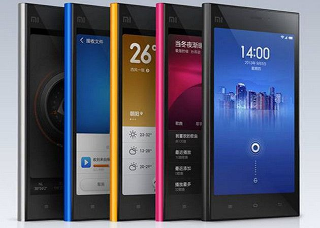 Xiaomi MI3 presentado, smarphone chino a lo grande
