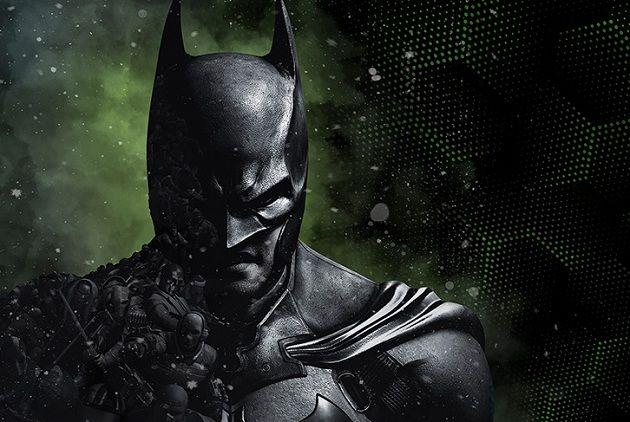 batman: arkham origins pack nvidia gtx mc3