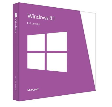 Microsoft pasará a comercializar Windows 8.1 como un todo