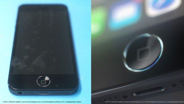 especificaciones completas del iPhone 5S mC imc23xdd3