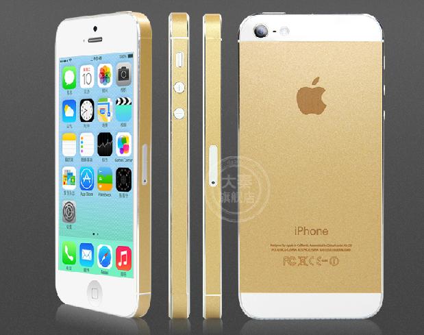Чем отличается iPhone айфон 5 от 5s  основные различия