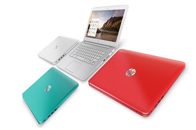 HP Chromebook14