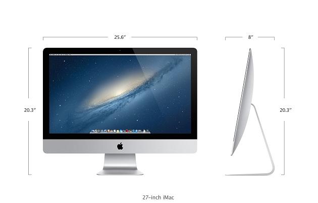 Apple actualiza sus iMac con nuevas GPUs NVIDIA y Haswell