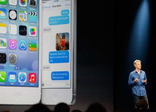 Apple lanza la versión final de iOS 7
