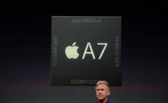 Apple presenta el iPhone 5S, su nuevo modelo de gama alta